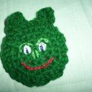 Lil Green Catnip Critter