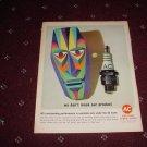 1963 AC Spark Plug ad #2