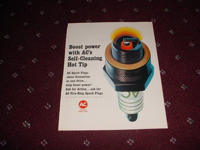 AC Spark Plug ad #12