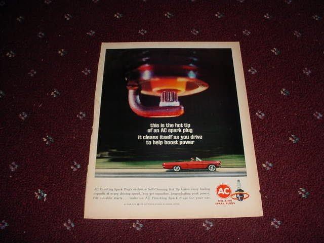 AC Spark Plug ad #15
