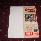 1944 Auto-Lite Battery ad #2
