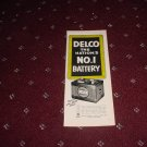 Delco Battery ad #2