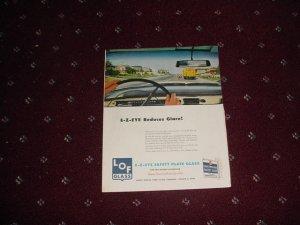 E-Z-Eye Safety Plate Glass ad #2