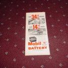 Mobil 210 Battery ad