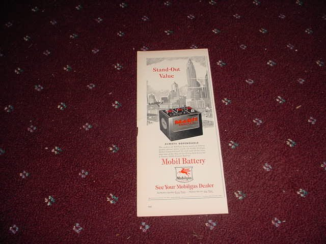 Mobil Battery ad #1