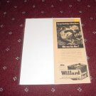 1944 Willard Battery ad #1