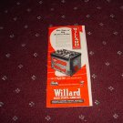 Willard Battery ad #1