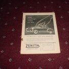 1958 Zenith Carburetters ad from the UK