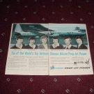 1957 Allison Prop Jet ad