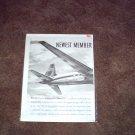 Douglas Super DC-3 Aircraft ad #2