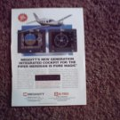 2001 Meggit Aviation ad