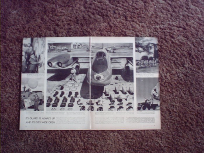 B-45 Aircraft Picture