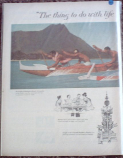 Pan American Airlines ad #5