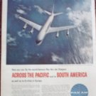 Pan Am Airline ad #13