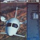 2001 Piaggio Avanti P180 Aircraft ad