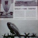 1958 TU-114 Aircraft article