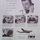 TWA Airlines ad #3