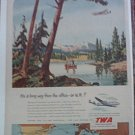 TWA Airlines ad #5