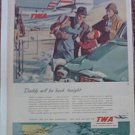 TWA Airlines ad #6