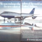 1993 United Airlines ad