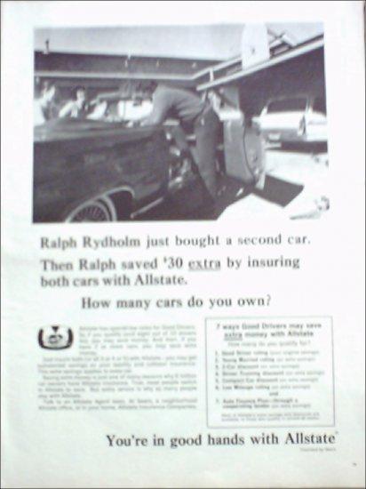 Allstate Insurance ad #3