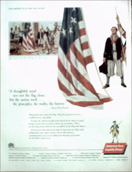 American Fore Insurance ad #2