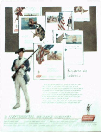 American Fore Insurance ad #3