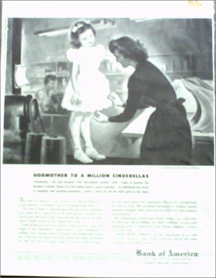 Bank of America ad #1