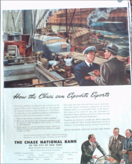 Chase National Bank of New York ad #3