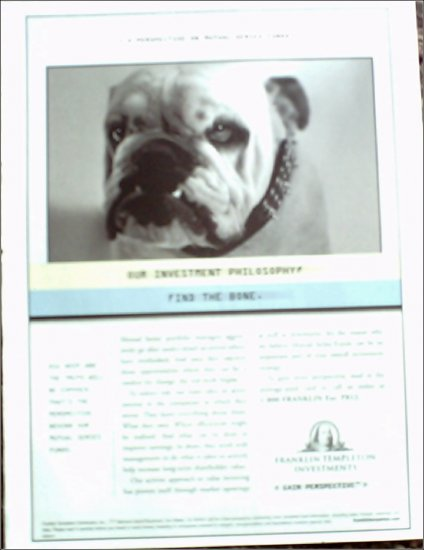 Franklin Templeton Investments ad