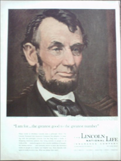 Lincoln National Life Insurance ad #2