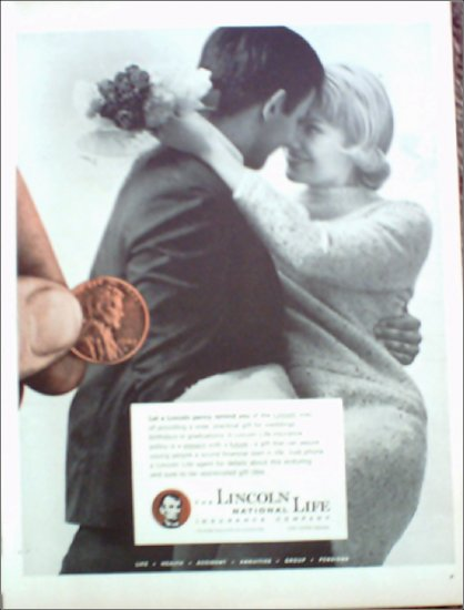 Lincoln National Life Insurance ad #3