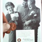 1966 Lincoln National Life Insurance ad #2