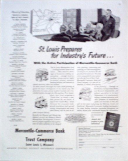 Mercantile-Commerce Bank ad