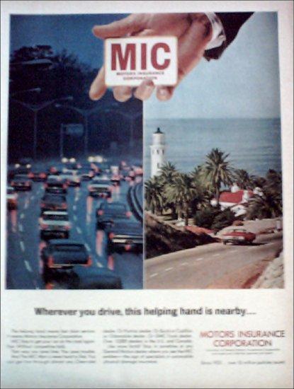 Motors Insurance Corporation ad