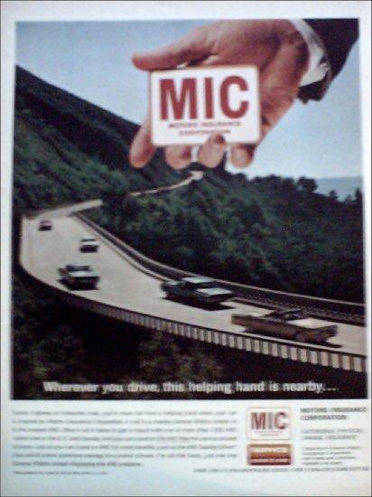 1964 Motors Insurance Corporation ad #2