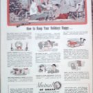1950 Mutual of Omaha Insurance ad