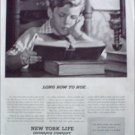 1952 New York Life Insurance Company ad #1