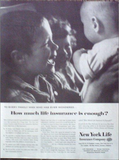 New York Life Insurance Company ad #6