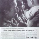 New York Life Insurance Company ad #6