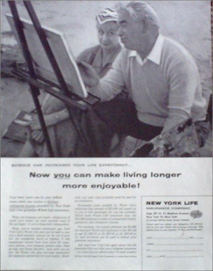 New York Life Insurance Company ad #7