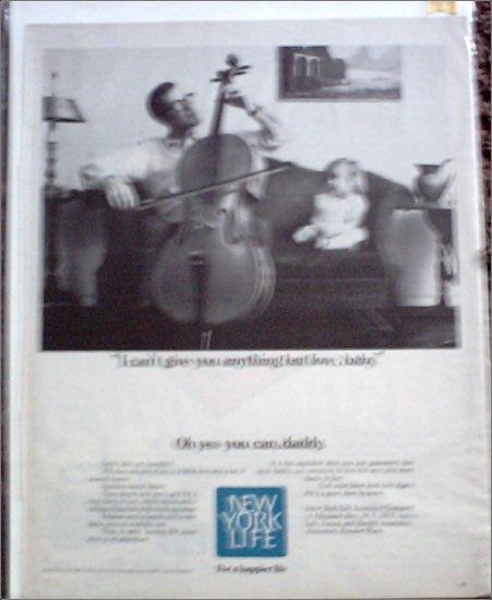 New York Life Insurance Company ad #8