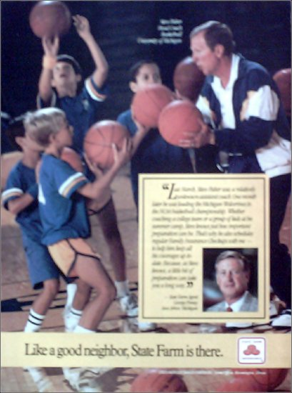 1990 State Farm Insurance ad