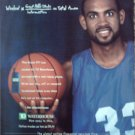 2001 TD Waterhouse Investment ad featuring Grant Hill #1