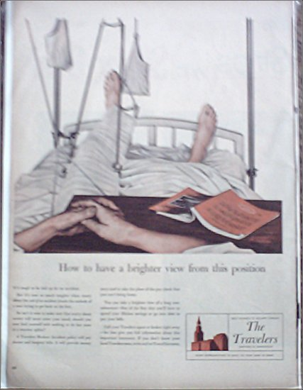 Travelers Insurance ad #1