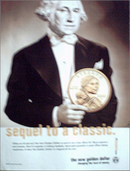2000 United States Mint ad