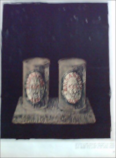 1964 Ballantine Ale Lithograph Print