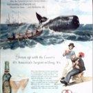 1947 Ballantine Ale ad
