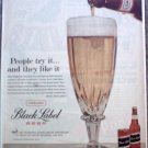 Black Label Beer ad #3