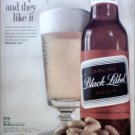 1961 Black Label Beer ad #3